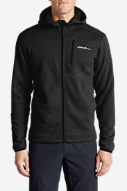 Men's Synthesis Pro Full-Zip Hoodie in Black