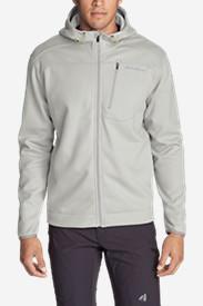 Men's Synthesis Pro Full-Zip Hoodie in Gray