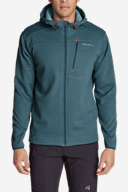 Men's Synthesis Pro Full-Zip Hoodie in Blue