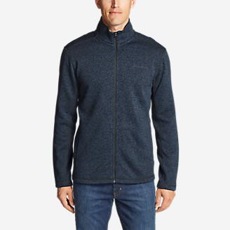 Men's Radiator Full-Zip Jacket in Blue