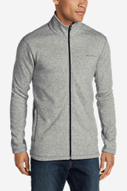 Men's Radiator Full-Zip Jacket in Gray