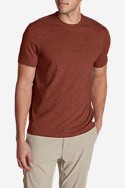 Men's Lookout Short-Sleeve T-Shirt in Brown