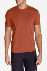Men's Lookout Short-Sleeve T-Shirt in Orange
