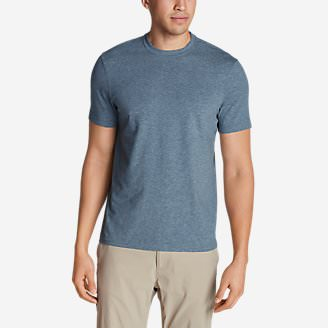 Men's Lookout Short-Sleeve T-Shirt in Blue