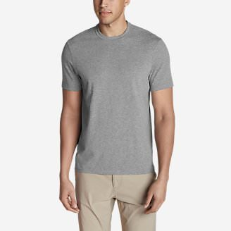 Men's Lookout Short-Sleeve T-Shirt in Gray