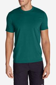 Men's Lookout Short-Sleeve T-Shirt in Green