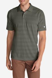 Men's Guide Short-Sleeve Polo Shirt in Green