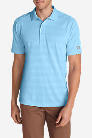 Men's Guide Short-Sleeve Polo Shirt in Blue