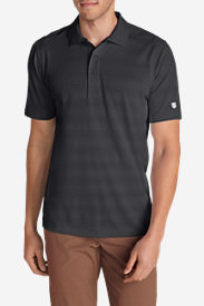 Men's Guide Short-Sleeve Polo Shirt in Gray