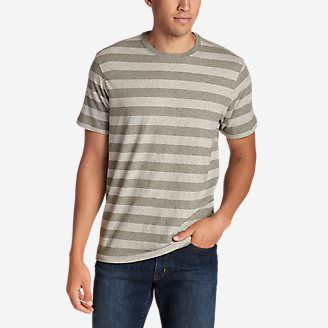 Men's Legend Wash Novelty Short-Sleeve T-Shirt in Gray