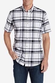 Men's Bainbridge 2.0 Short-Sleeve Seersucker Shirt in Gray