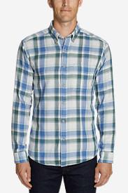 Men's Treeline 2.0 Long-Sleeve Shirt in Green