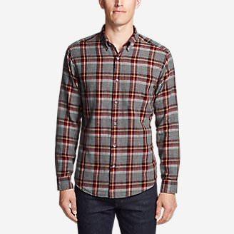 Men's Treeline 2.0 Long-Sleeve Shirt in Red