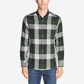 Men's Treeline 2.0 Long-Sleeve Shirt in Green