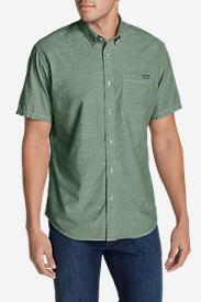 Men's Grifton Short-Sleeve Shirt - Solid in Green