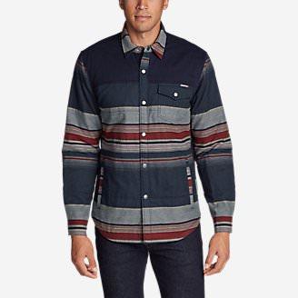 Men's Overlook Shirt Jac in Blue