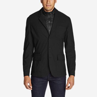 Men's Voyager 3-In-1 Jacket in Black