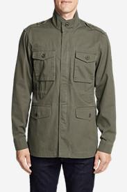 Men's Scouting Jacket in Green