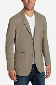 Men's Voyager 2.0 Travel Blazer in Beige