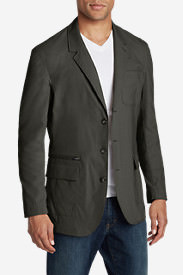 Men's Voyager 2.0 Travel Blazer in Green