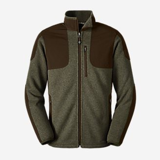 Men's Daybreak IR Full-Zip Jacket in Green