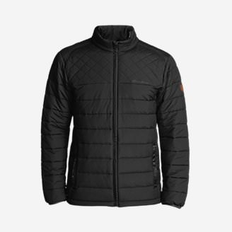 Men's Convector Stretch Field Jacket in Black