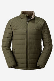 Men's Convector Stretch Field Jacket in Green