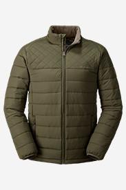 Men's Convector Stretch Field Jacket in Green