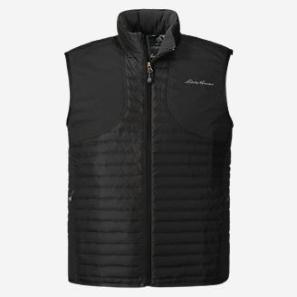 Men's MicroTherm 2.0 Down Field Vest in Black