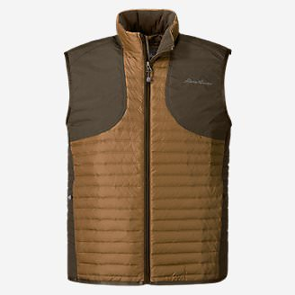 Men's MicroTherm 2.0 Down Field Vest in Brown