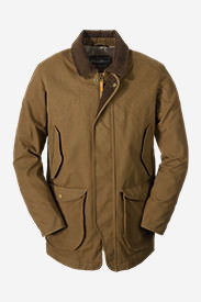 Men's Bainbridge Field Jacket in Brown