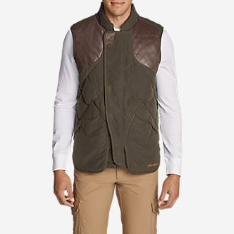 Men's 1936 Skyliner Model Hunting Vest in Green
