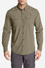 Men's FreePellent™ Long-Sleeve Shirt in Beige