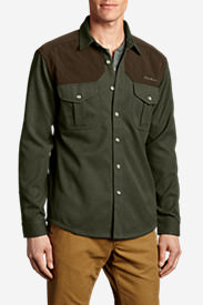 Men's Holding Point Shirt in Green