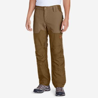 Men's Partridge Upland Soft Shell Pants in Beige
