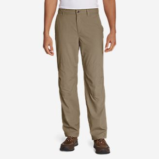 Men's Riverbank Pants in Brown