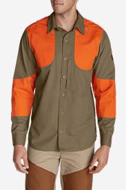 Men's Okanogan Hunting Shirt - Blaze in Beige