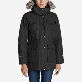 Women's Westbridge Parka in Black