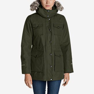 Women's Westbridge Parka in Green