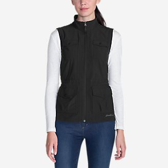 Women's Atlas 2.0 Vest in Black