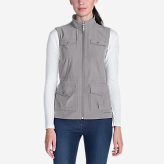 Women's Atlas 2.0 Vest in Gray