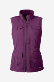 Women's Atlas 2.0 Vest in Purple