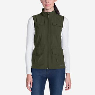 Women's Atlas 2.0 Vest in Green