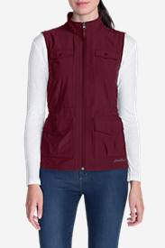 Women's Atlas 2.0 Vest in Red