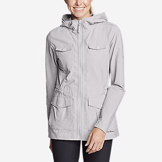 Women's Atlas 2.0 Jacket in Gray