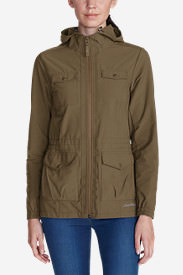 Women's Atlas 2.0 Jacket in Brown