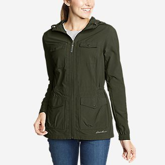 Women's Atlas 2.0 Jacket in Green