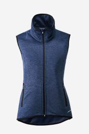 Women's After Burn Vest in Blue