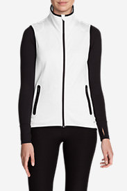 Women's After Burn Vest in White