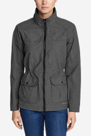 Women's Atlas Light Jacket in Black